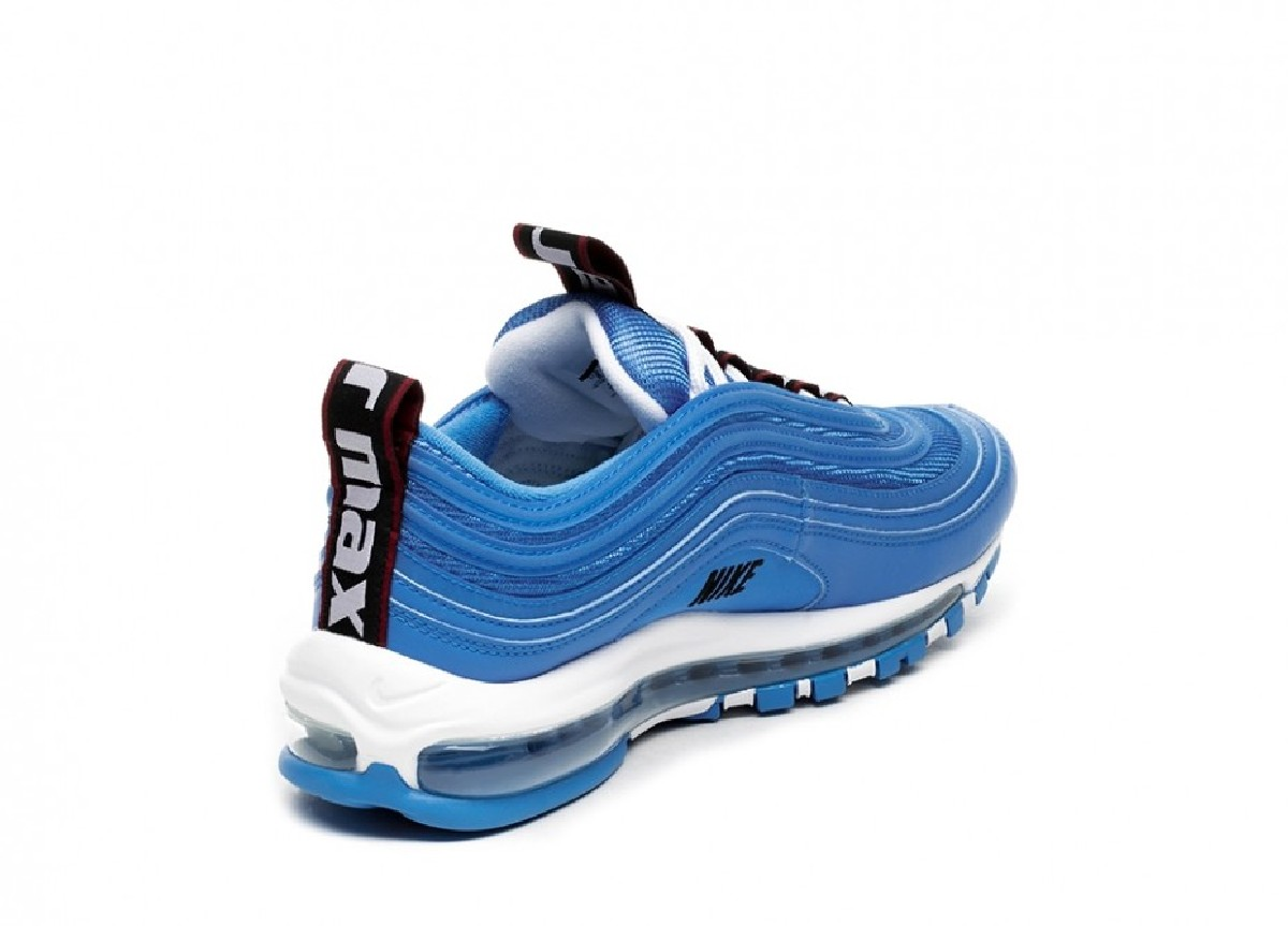 Nike Air Max 97 Heren Blauw 312834 401 3