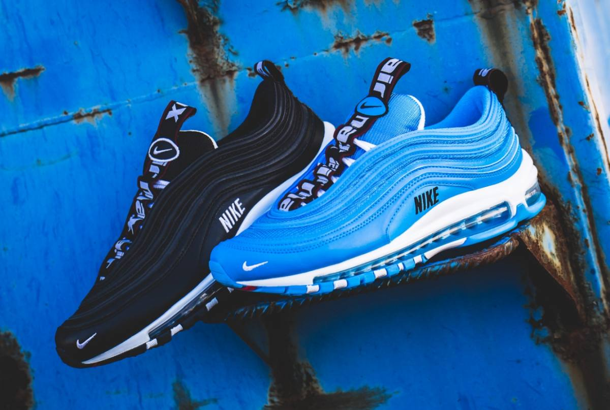 Nike Air Max 97 Heren Blauw 312834 401 4