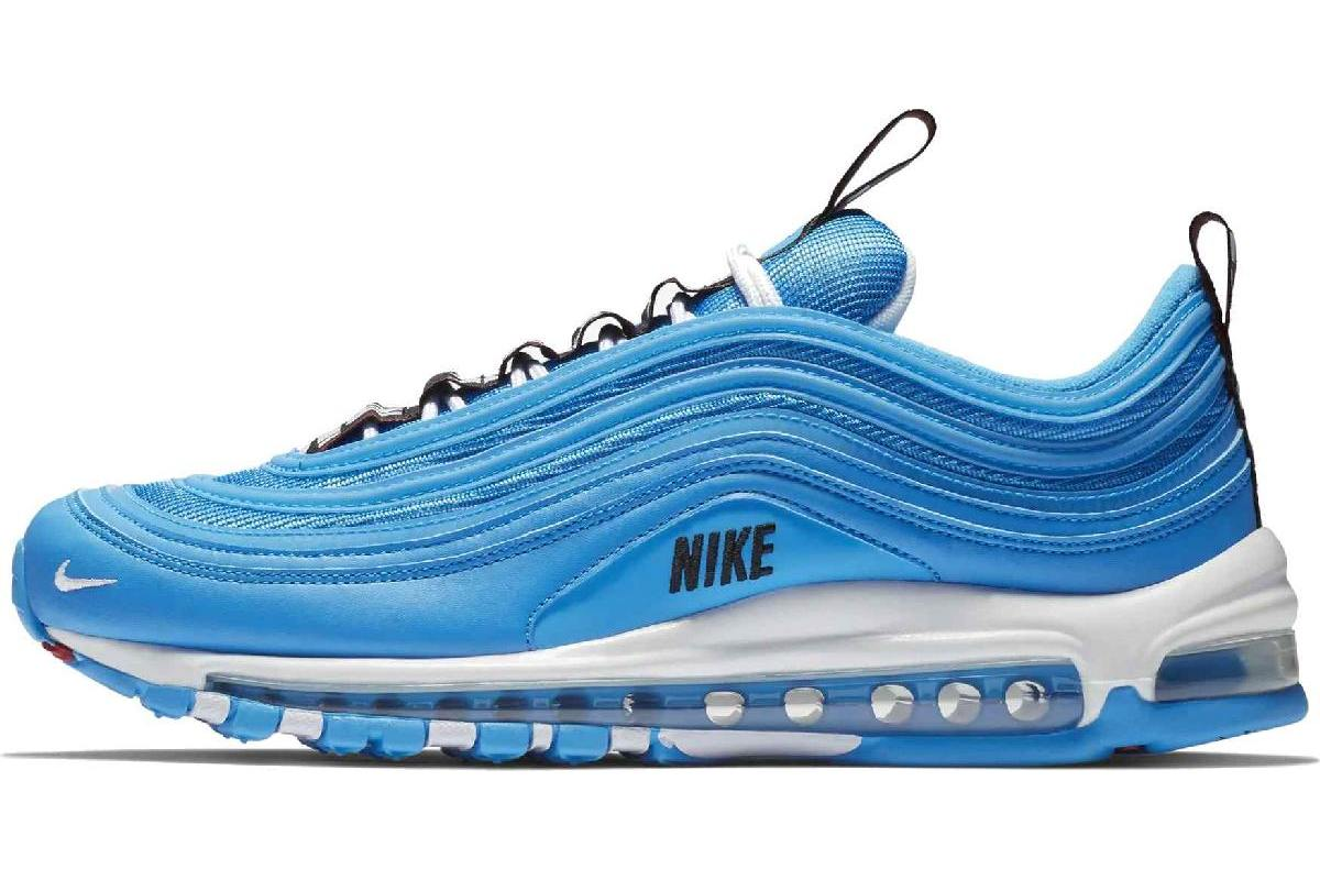 Nike Air Max 97 Heren Blauw 312834 401 6