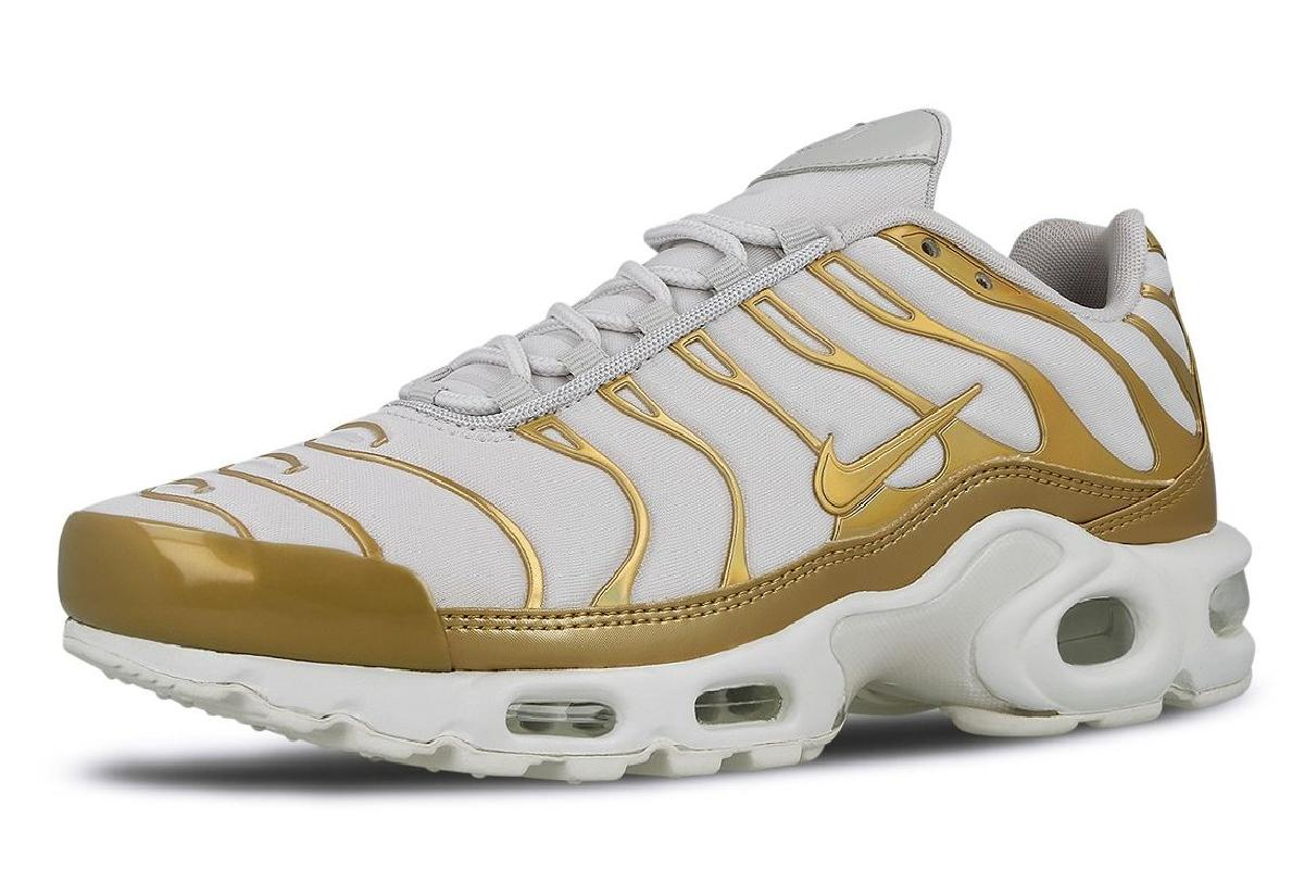 Nike Air Max Plus Dames Wit 605112 054 1