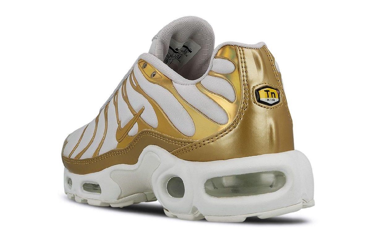 Nike Air Max Plus Dames Wit 605112 054 2