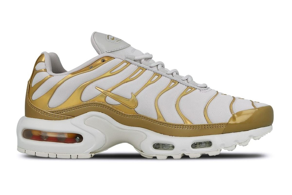 Nike Air Max Plus Dames Wit 605112 054 3