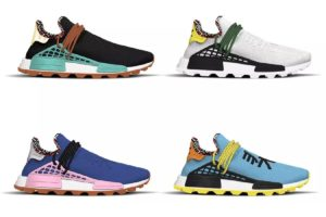 Release: Adidas Pharrell Williams Solarhu NMD Uniseks