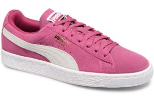 Review: Puma Suede Roze