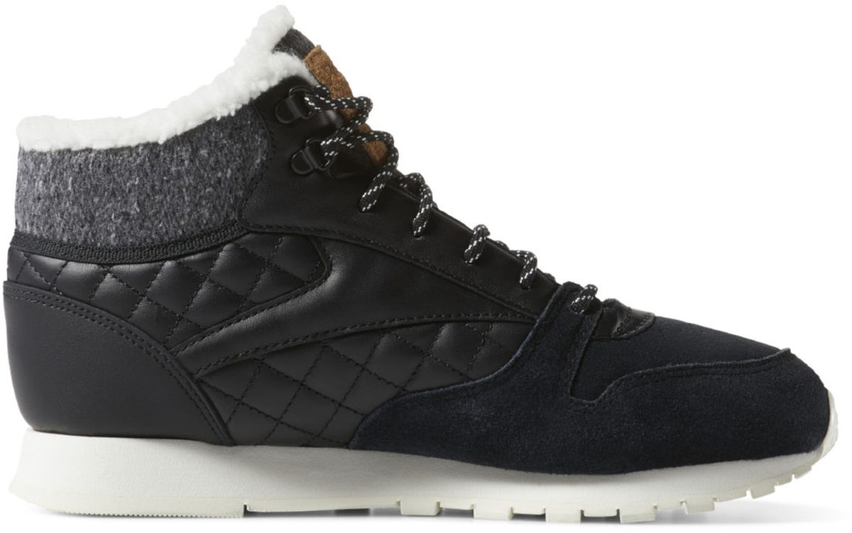 Reebok Classic Leather Arctic Boot Zwart Cn3744
