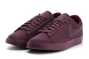 nike-blazer laag pinnacle-dames-bordeaux-aa3967-600-bordeaux-sneakers-dames