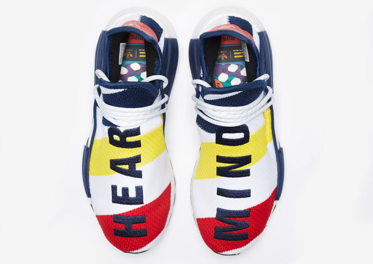 Pharrell Williams Adidas NMD Dames Heren BB9544