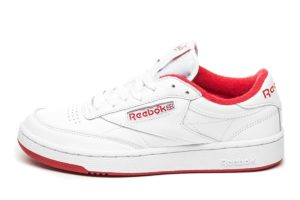 reebok-club c 85-heren-wit-cn3711-witte-sneakers-heren