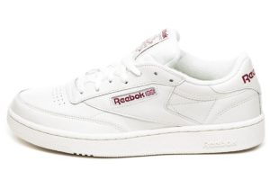 reebok-club c 85-heren-wit-dv3895-witte-sneakers-heren