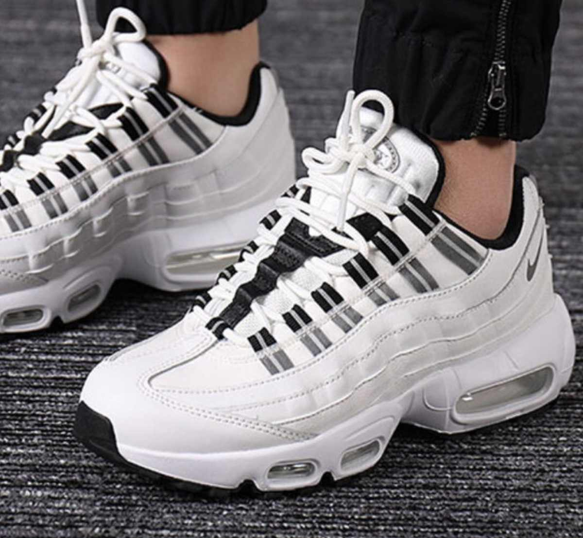 Nike Air Max 95 Dames Wit 307960 113 21