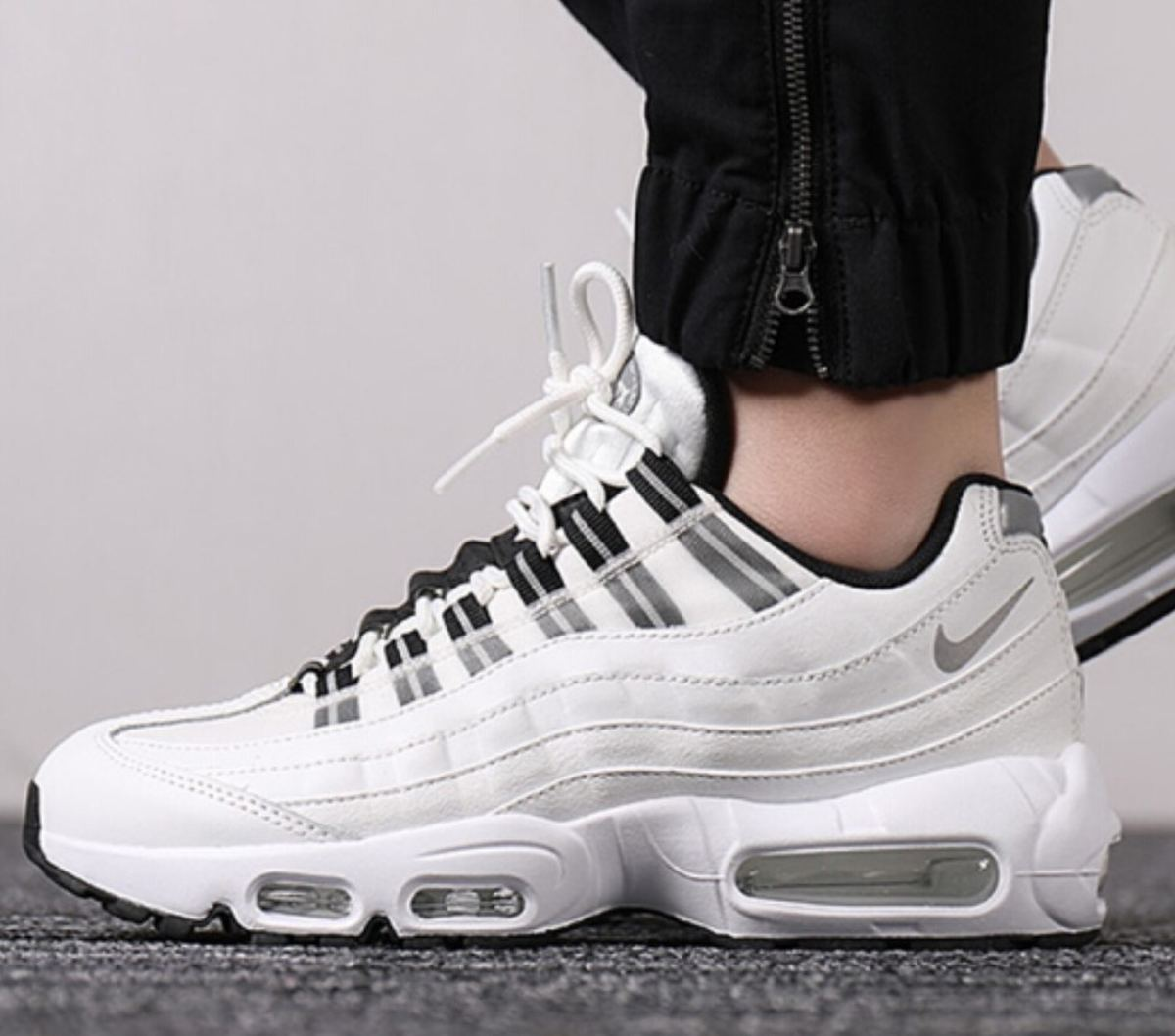 Nike Air Max 95 Dames Wit 307960 113 22