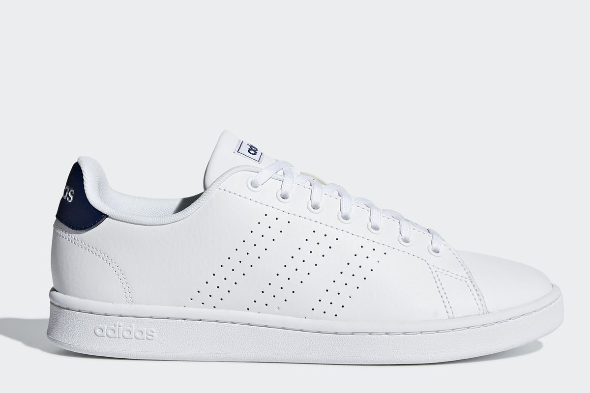 adidas-advantage-Unisex-wit-F36423-witte-sneakers-dames ...