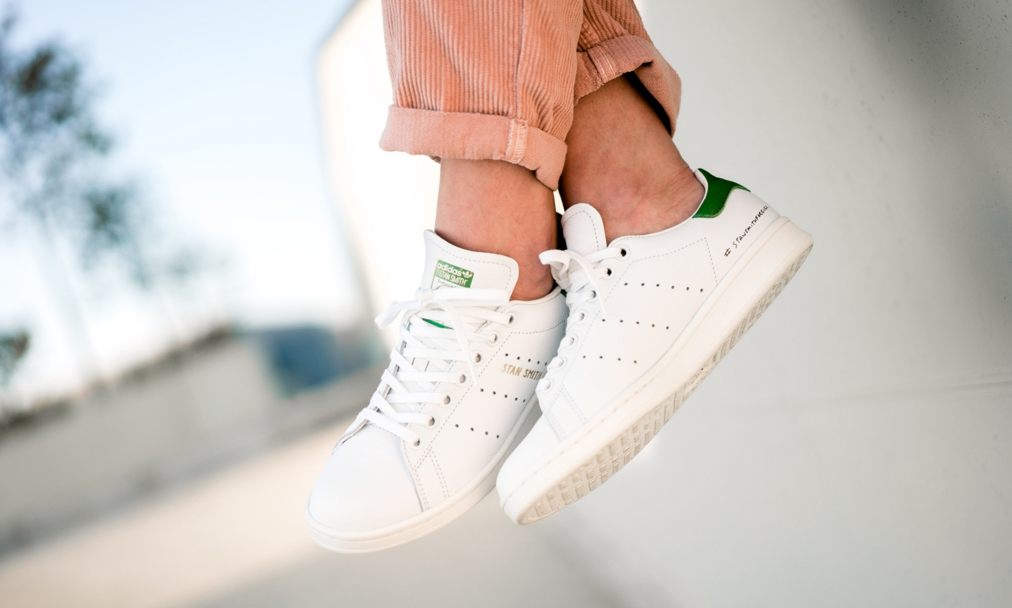 Adidas Stan Smith Wit Dames Heren Ef7508 4