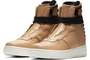 Nike Air Force 1 Dames Bruin Ao1525 200 Bruine Sneakers Dames