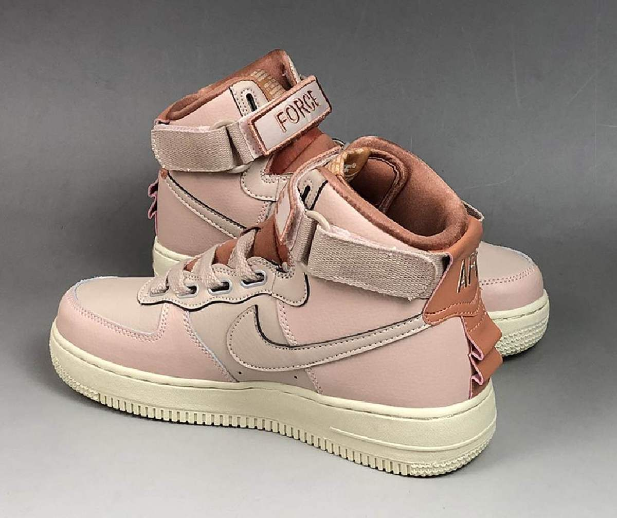 Nike Air Force 1 Dames Roze Aj7311 200 15