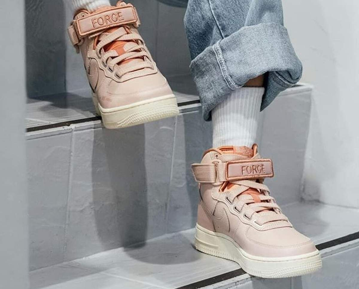 nike air force 1 high utility dames