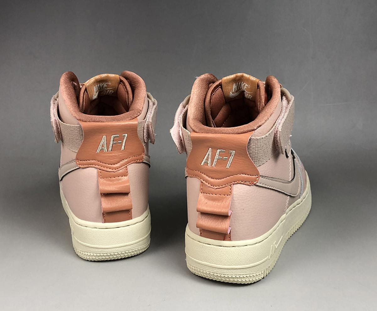 Nike Air Force 1 Dames Roze Aj7311 200 5