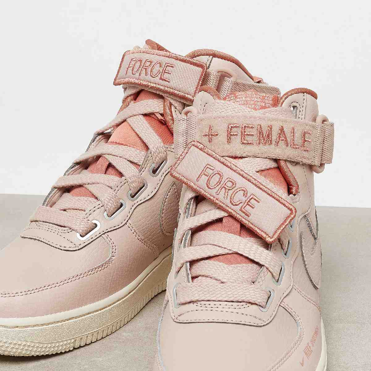 Nike Air Force 1 Dames Roze Aj7311 200 7