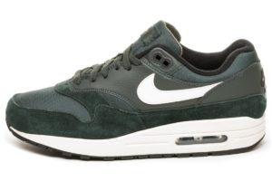 nike-air max 1-heren-groen-ah8145 303-groene-sneakers-heren