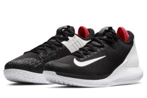 nike-court air zoom-heren-zwart-aa8018-016-zwarte-sneakers-heren