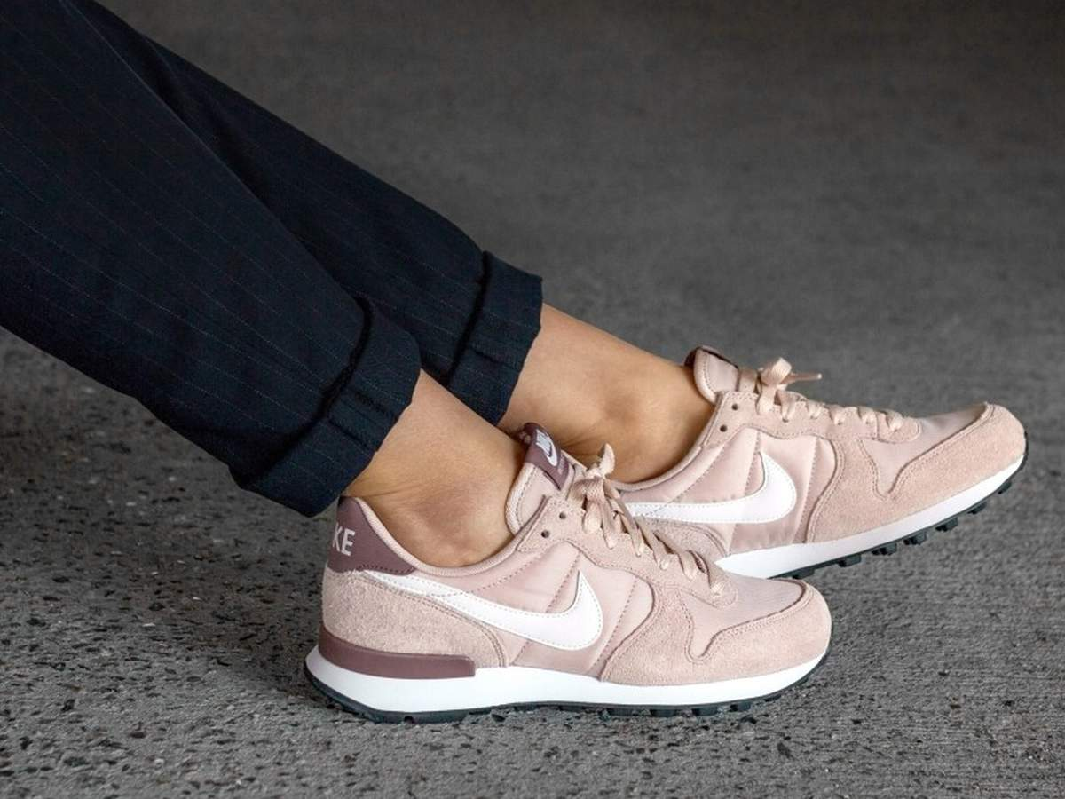 Nike Internationalist Dames Roze 828407 211 12