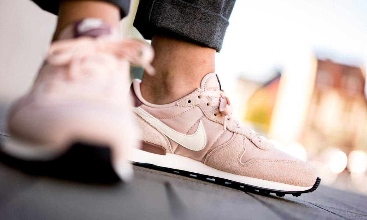 Nike Internationalist Dames Roze 828407 211 20