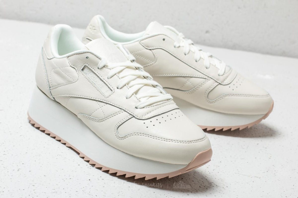 Reebok Classic Leather Wit Dames Dv6472 12