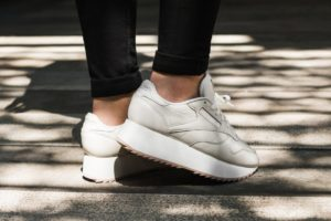 "Review: Reebok Classic Wit Dames ""Leather Double"""