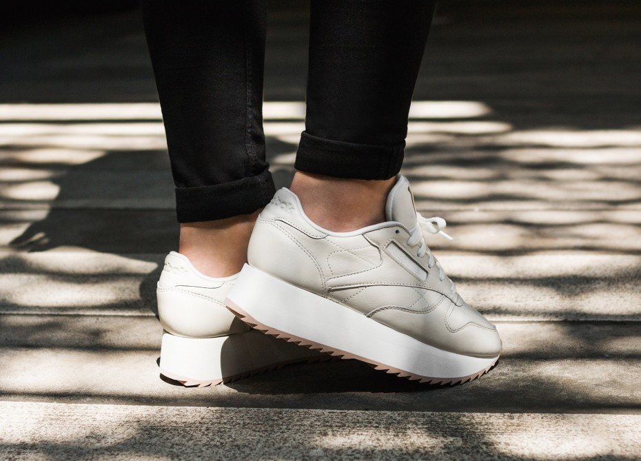 Reebok Classic Leather Wit Dames Dv6472 13