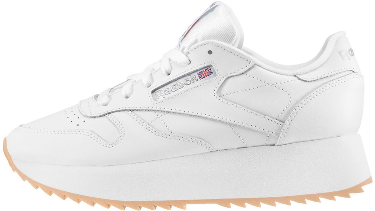 Reebok Classic Leather Wit Dames Dv6472 2