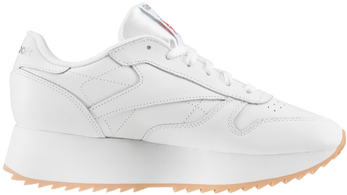 Reebok Classic Leather Wit Dames Dv6472 3