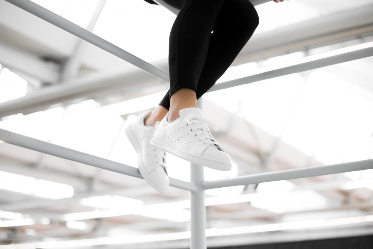Top 10 witte sneakers dames