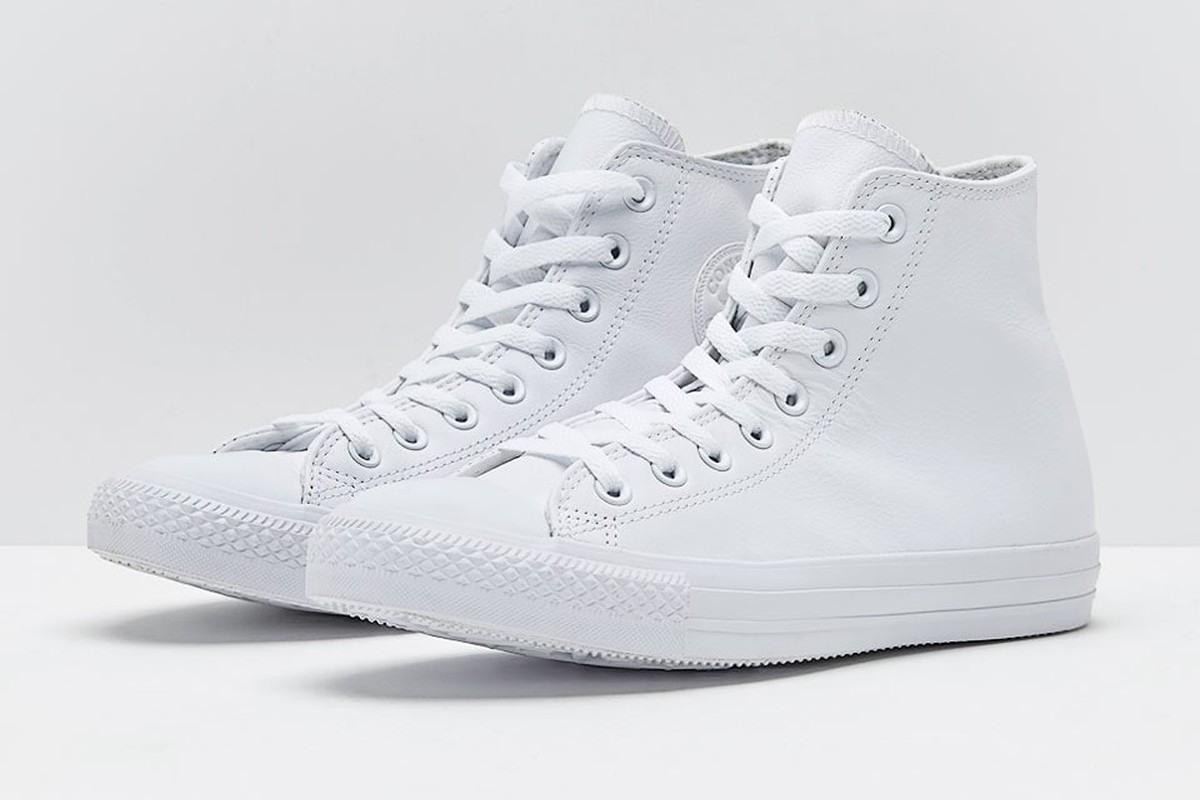 Top 10 witte sneakers heren