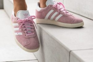 Review Adidas Gazelle Dames Roze