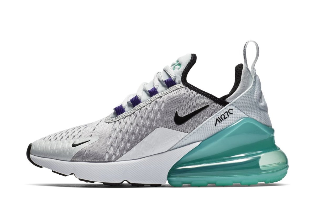 nike air max 270 junior grijs