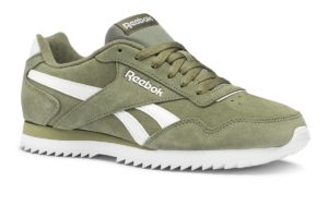 reebok-royal glide ripple-Heren-groen-CN4046-groene-sneakers-heren