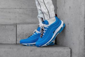 Top 10 Blauwe Sneakers Heren