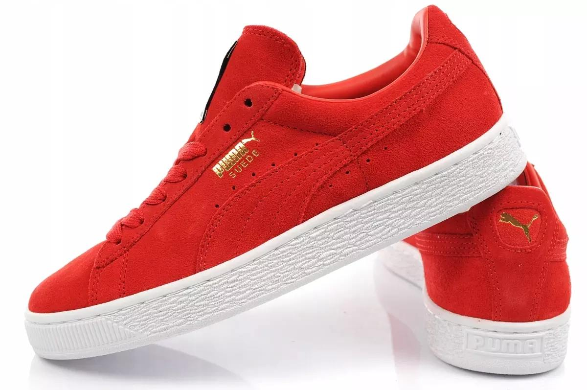 Top 10 Rode Sneakers Heren