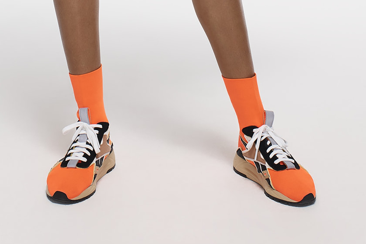 Top 10 Oranje Sneakers Dames 1