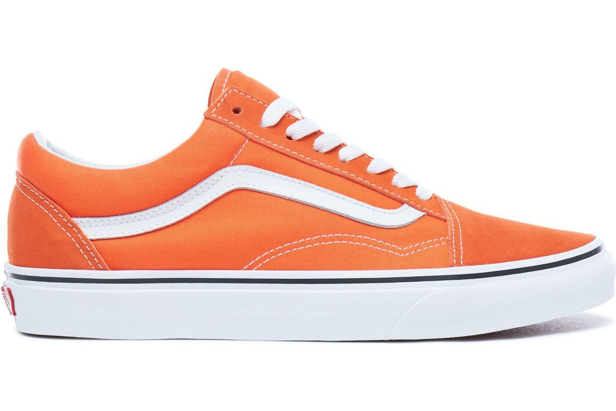 Top 10 Oranje Sneakers Heren 3