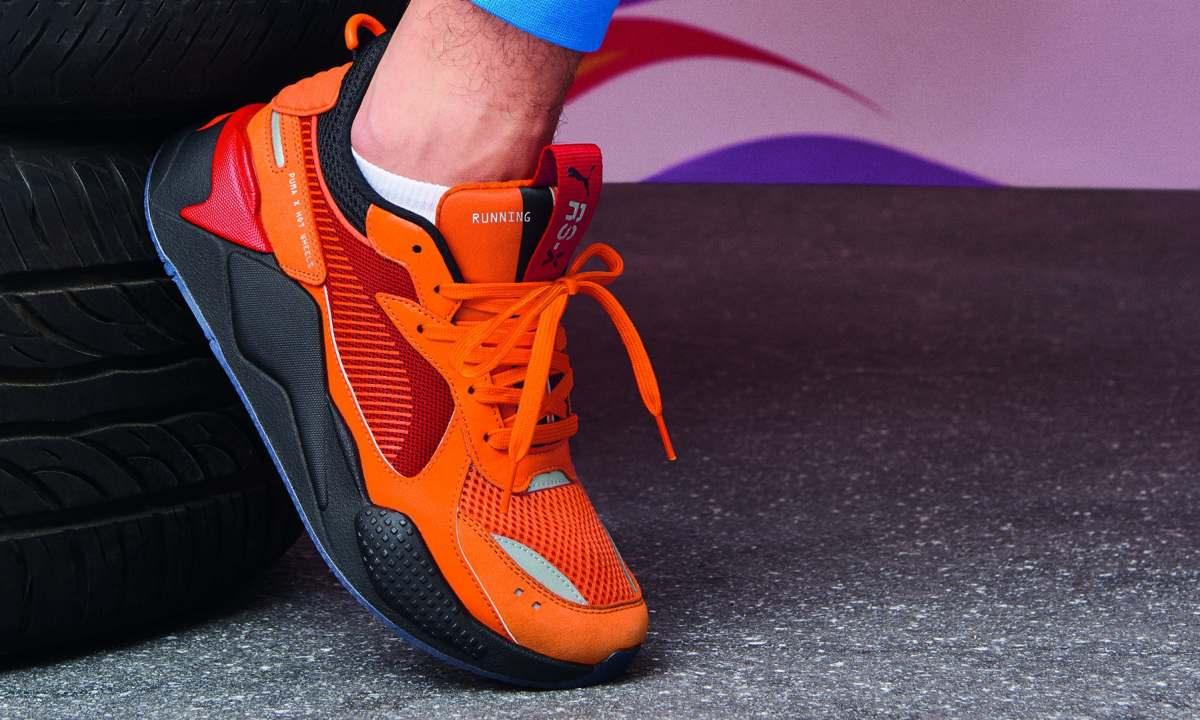 Top 10 Oranje Sneakers Heren 6