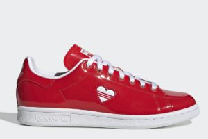 adidas-stan smith-Dames-rood-G28136-rode-sneakers-dames