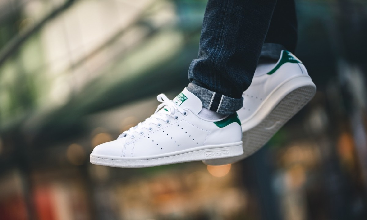 Adidas Stan Smith Wit Bd7432 6