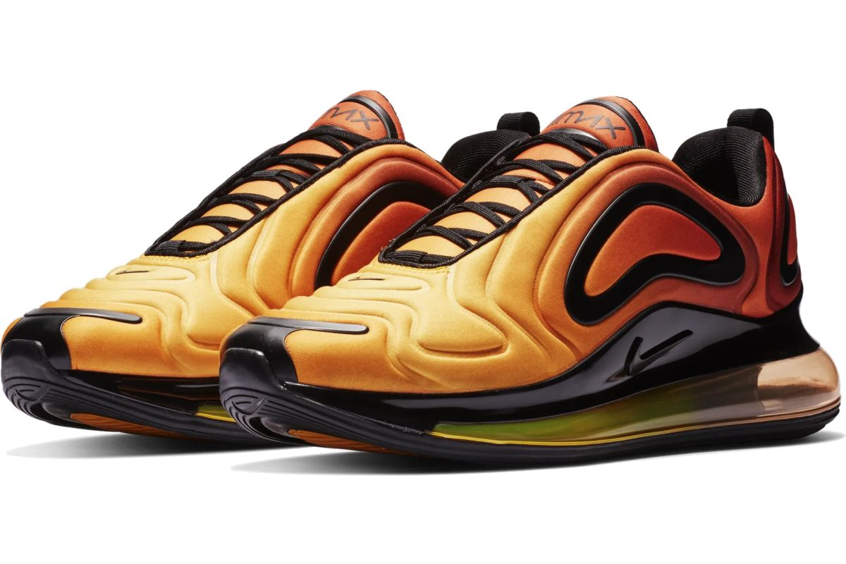 Nike Air Max 720 Heren Oranje Ao2924 800 Oranje Sneakers Heren