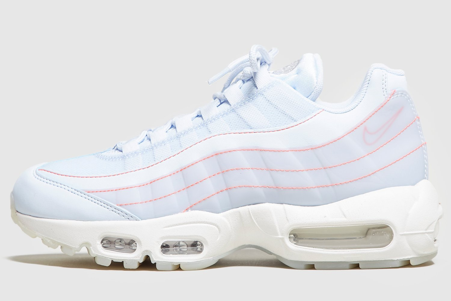 nike air max 95 sale dames wit