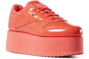 Reebok Classic Leather Triple Platform Dames Overig Dv5389 Overig Sneakers Dames
