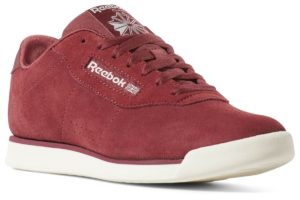 reebok-princess leather-Dames-rood-DV3691-rode-sneakers-dames
