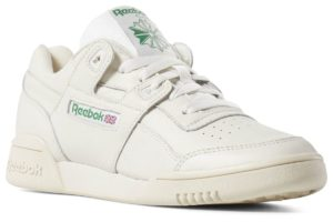 reebok-workout lo plus-Dames-beige-DV3735-beige-sneakers-dames