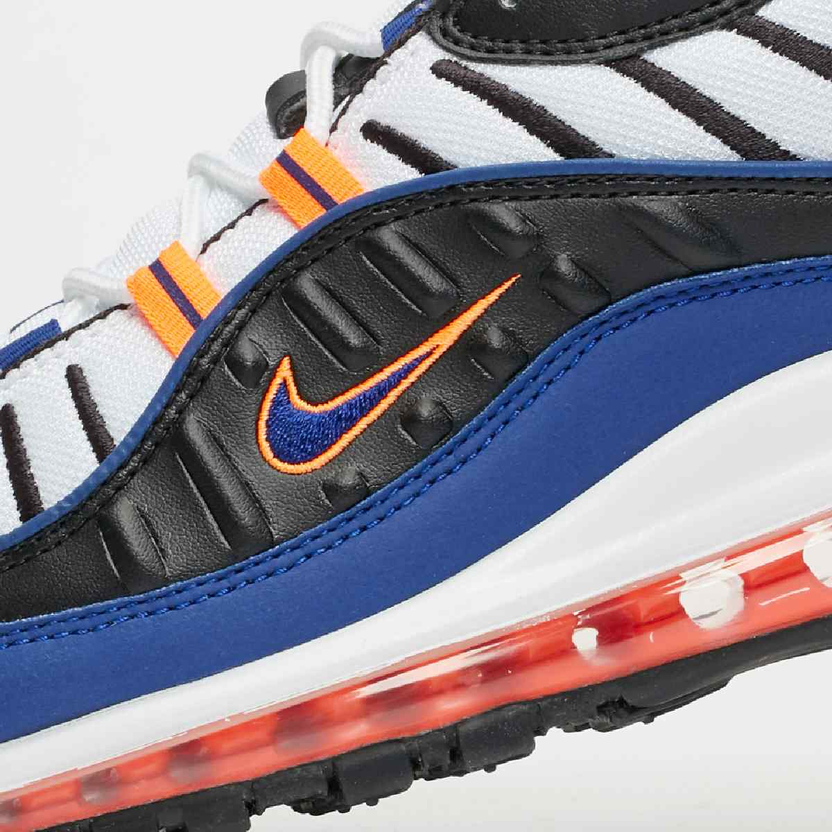 Nike Air Max 98 Multicolor Cd1536 100 Deep Royal Blue 7