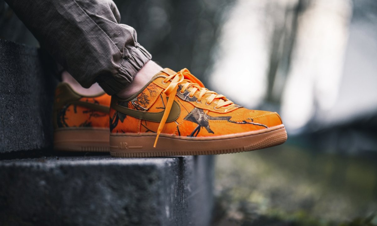 Top 10 Oranje Sneakers Heren 7